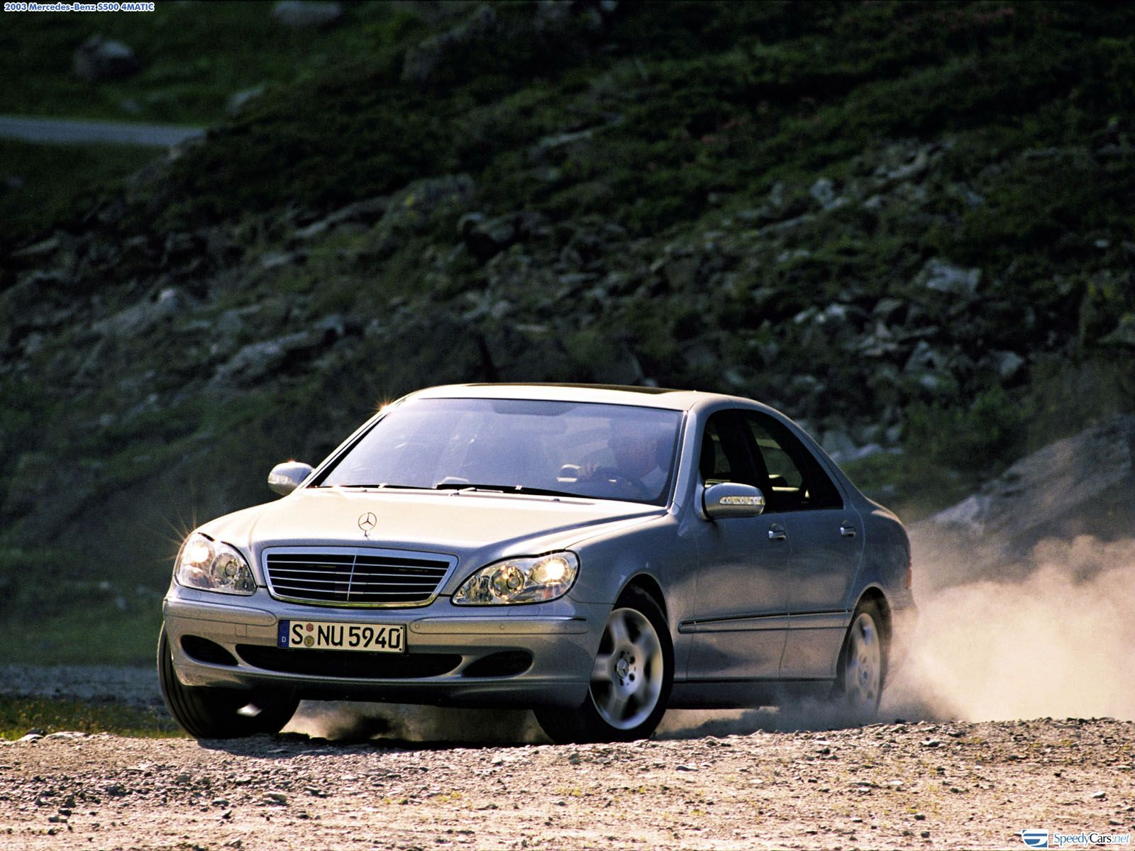 Mercedes-Benz S-Class W220 photos - PhotoGallery with 18 pics| CarsBase.com