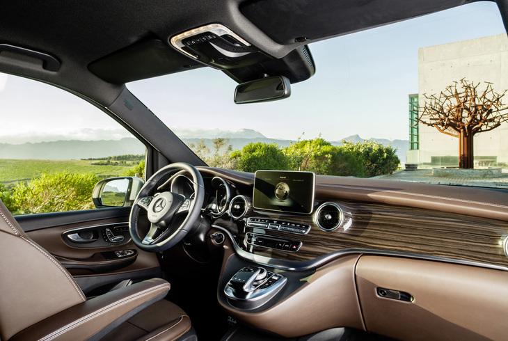 Mercedes-Benz V-Class photo 114842