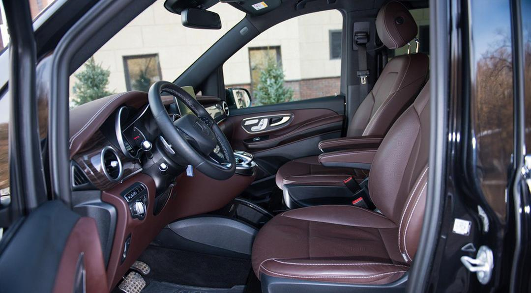 Mercedes-Benz V-Class photo 163835