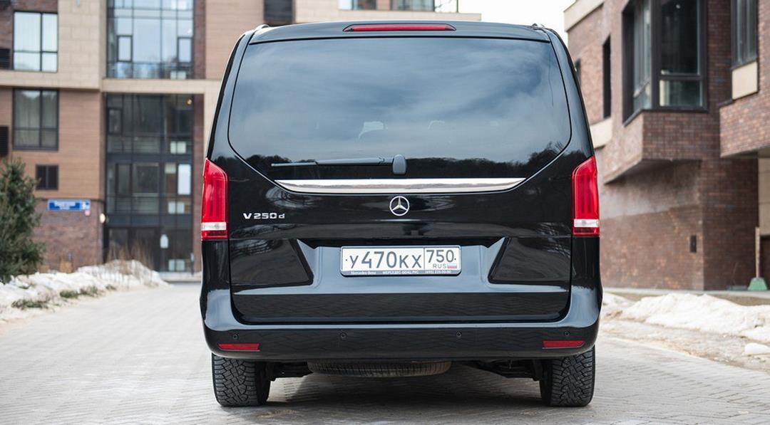 Mercedes-Benz V-Class photo 163838