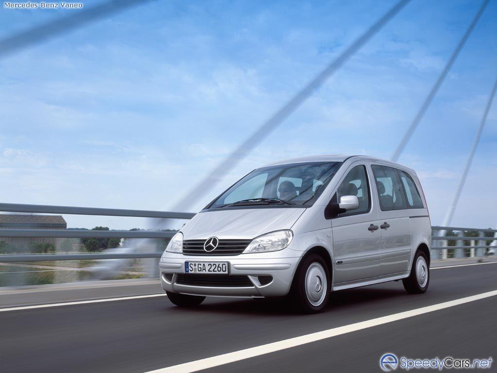 Mercedes benz van picture 4330 mercedes benz photo for Minivan mercedes benz