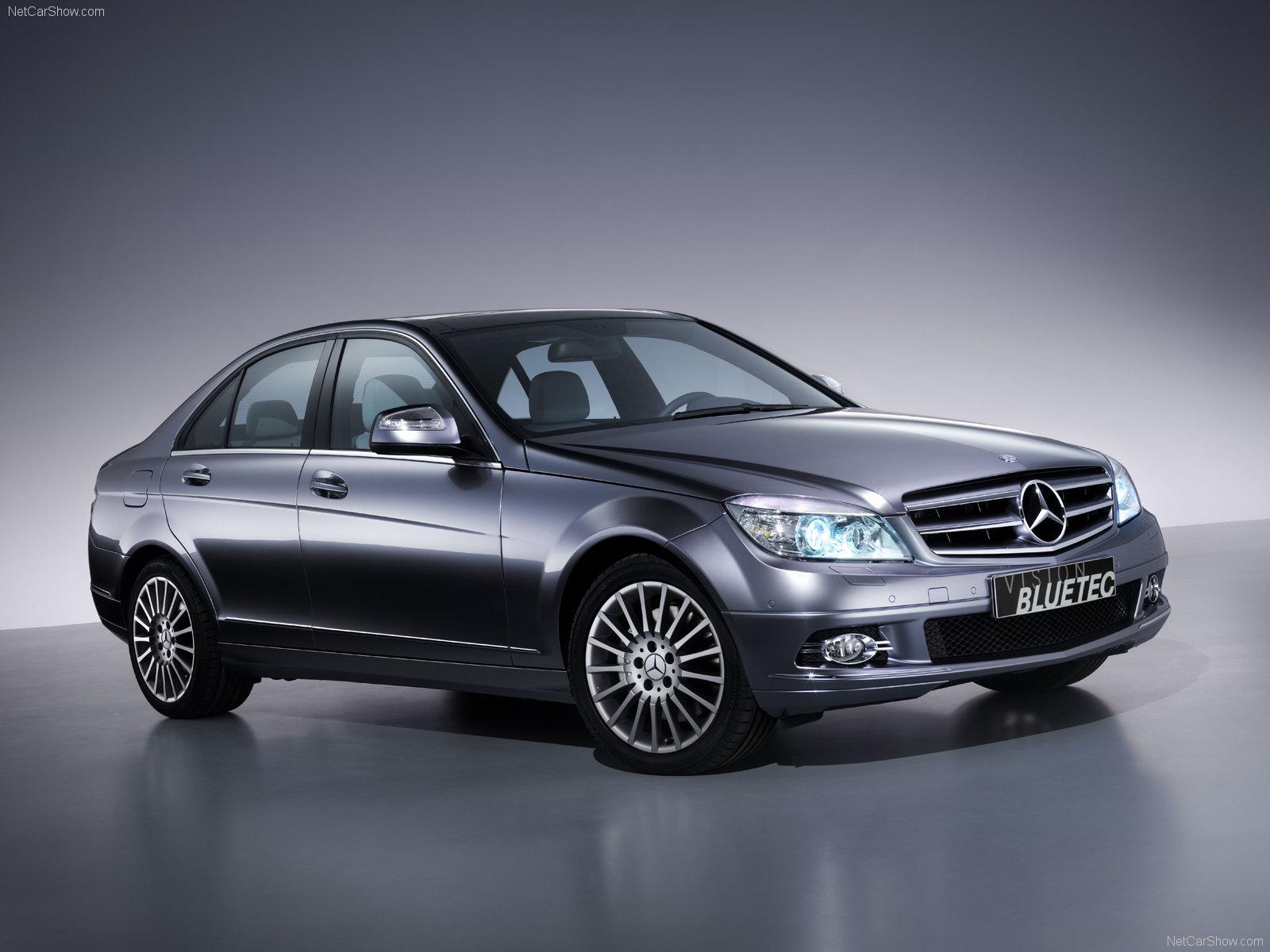 Mercedes benz vision c220 bluetec picture 41777 for Mercedes benz vision