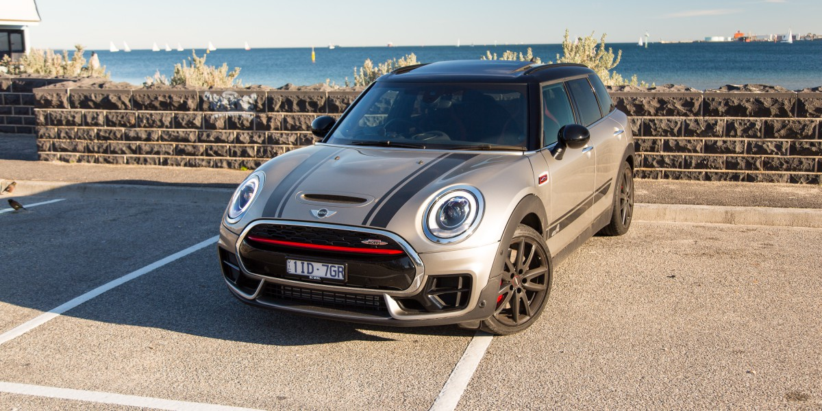 Mini Clubman John Cooper Works photo 179970