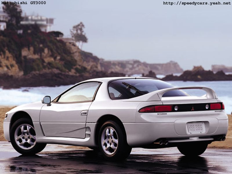 Mitsubishi Gt3000 Photos Photogallery With 3 Pics