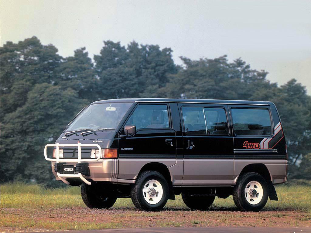 Mitsubishi L300 Picture # 105885