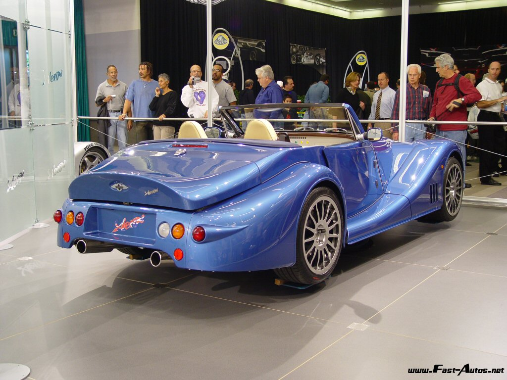 Morgan Aero photo 18158