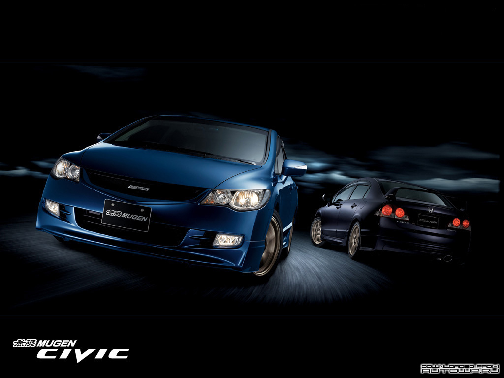 Honda Civic Si Wallpaper