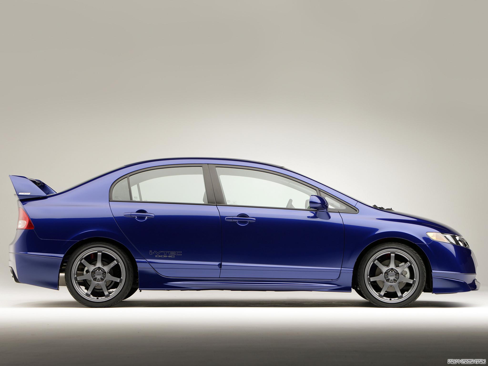 Mugen Honda Civic Si Sedan photos Gallery with 22 pics