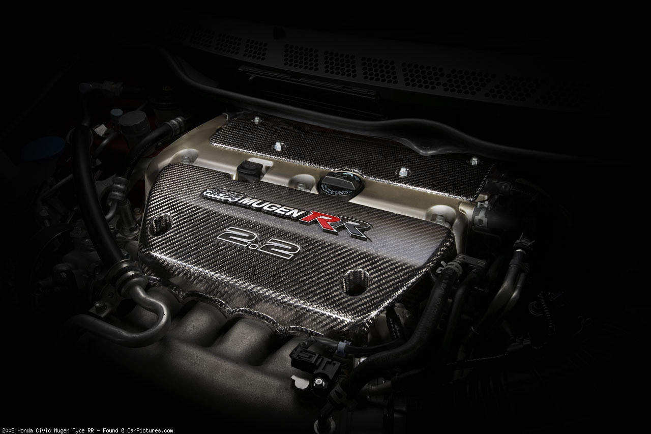 Honda Civic si Mugen Wallpaper Mugen Honda Civic Type rr