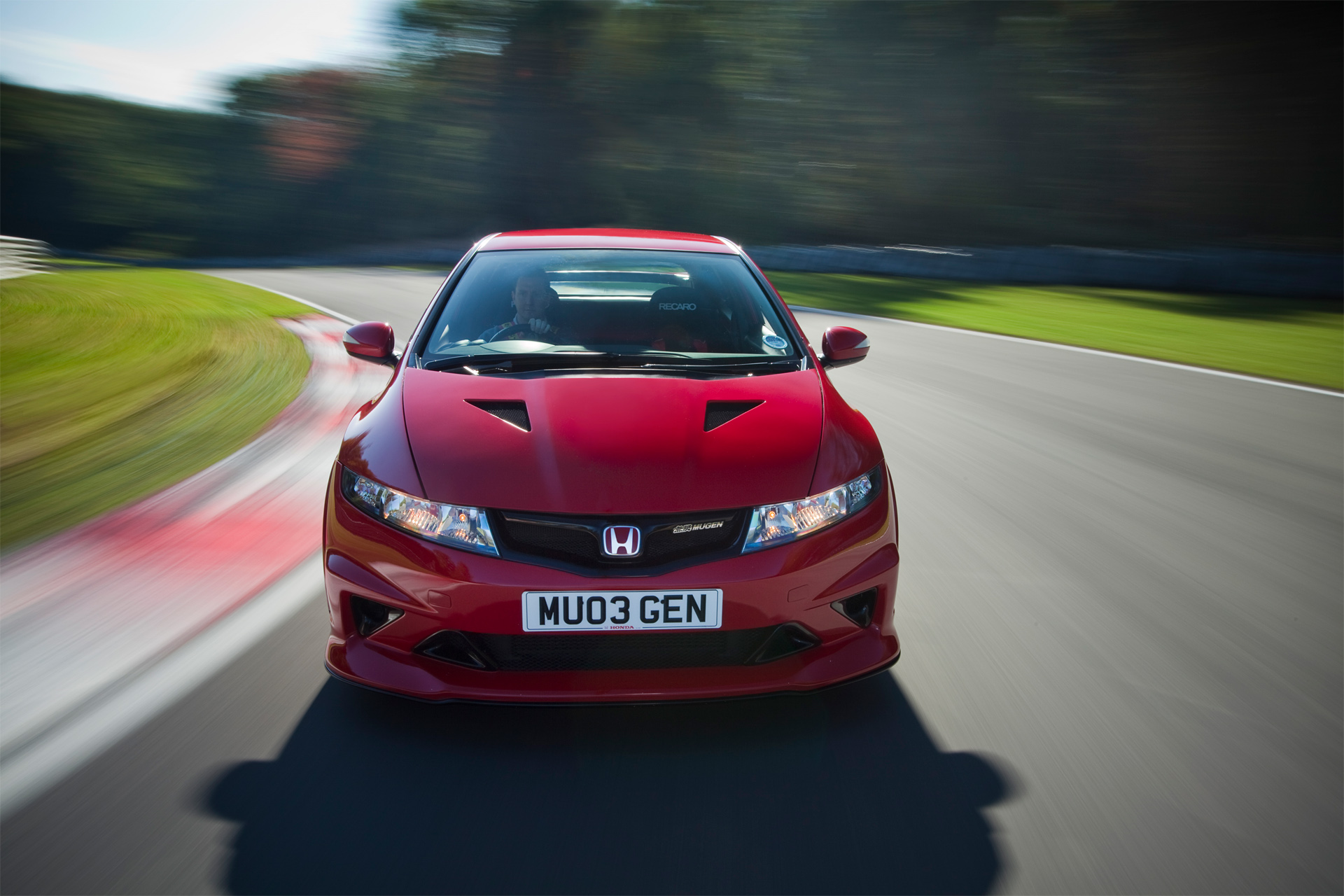 Mugen Honda Civic Type R Photos Photogallery With 15
