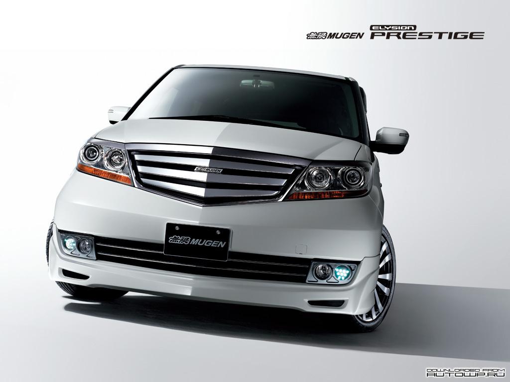 Mugen Honda Elysion Prestige photos - PhotoGallery with 4 ...