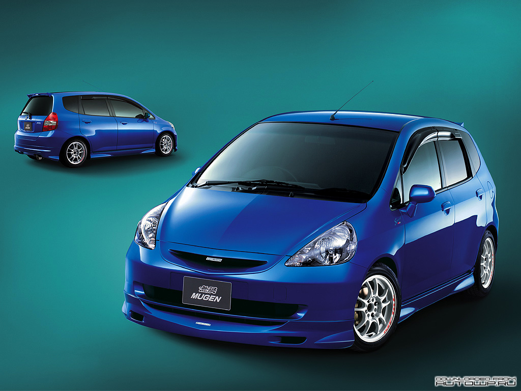 Logbook Honda Fit Mugen Edition: PhotoGallery With 12 Pics