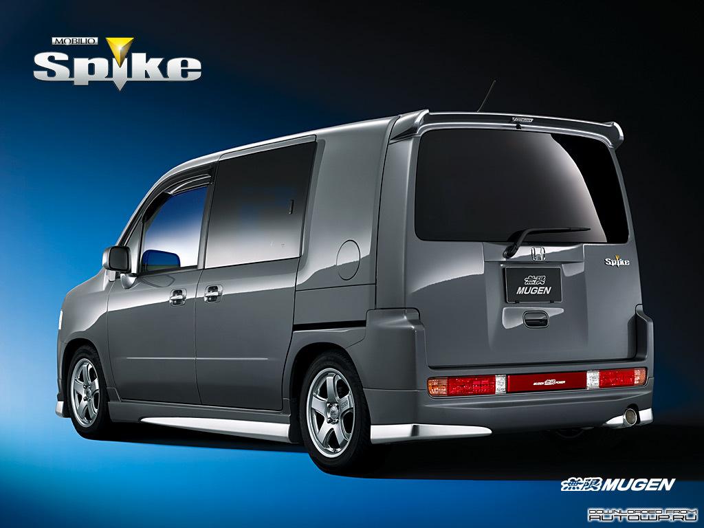 2017 Mobilio >> Mugen Honda Mobilio Spike photos - PhotoGallery with 3 pics| CarsBase.com