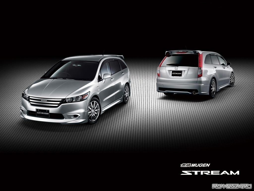 Mugen Honda Stream Photos Photogallery With 5 Pics