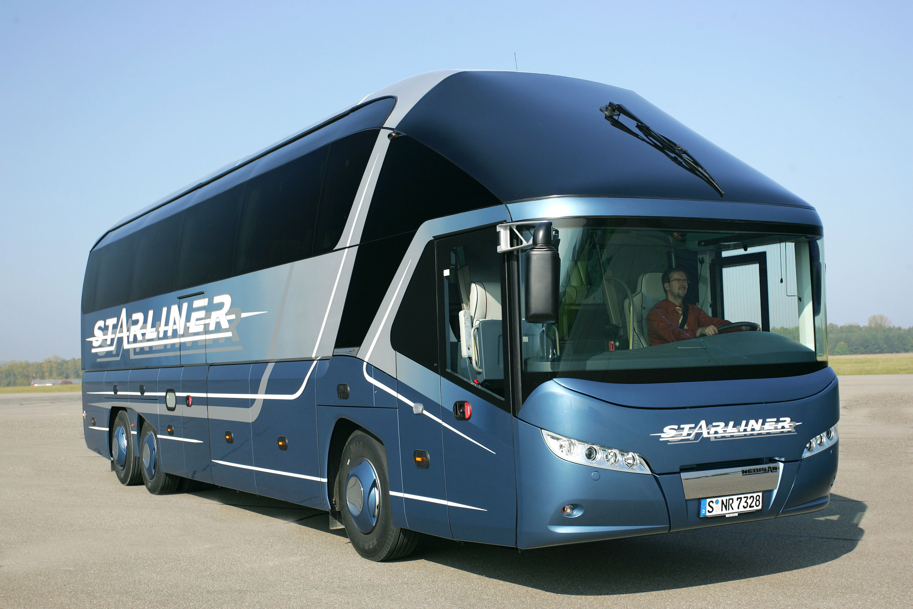 Neoplan Starliner Photos Photogallery With 14 Pics