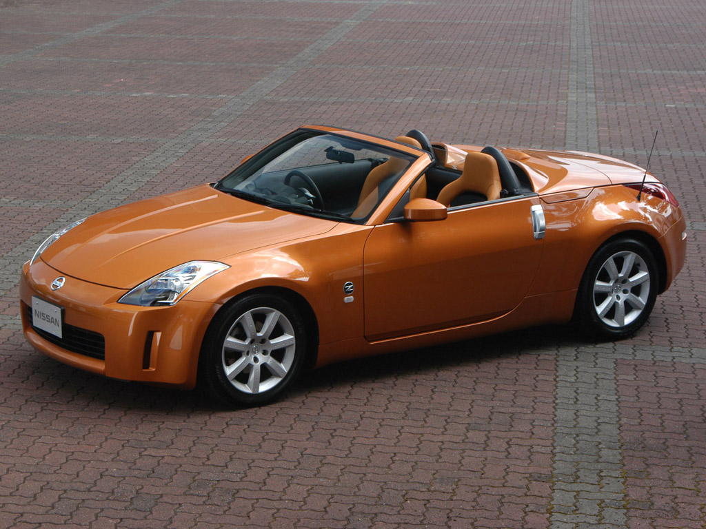 nissan 350z roadster picture 5952 nissan photo gallery. Black Bedroom Furniture Sets. Home Design Ideas