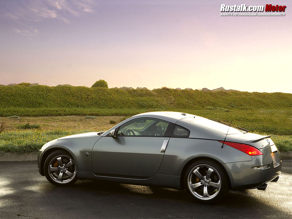 Nissan 350z Picture 29865 Nissan Photo Gallery