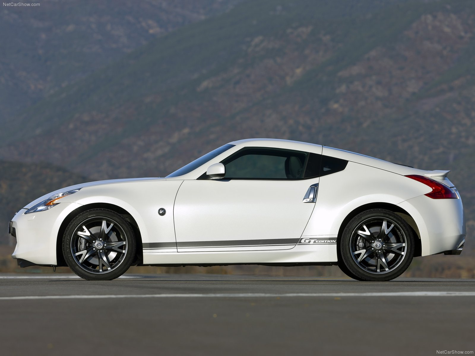 Nissan 370Z GT Edition photo #78594