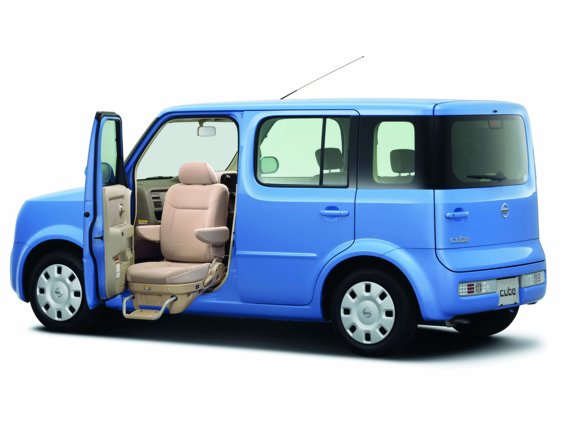 Nissan Cube Picture 57076 Nissan Photo Gallery