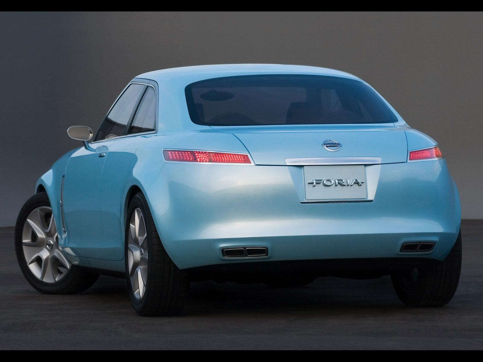 Nissan Foria photo 34500