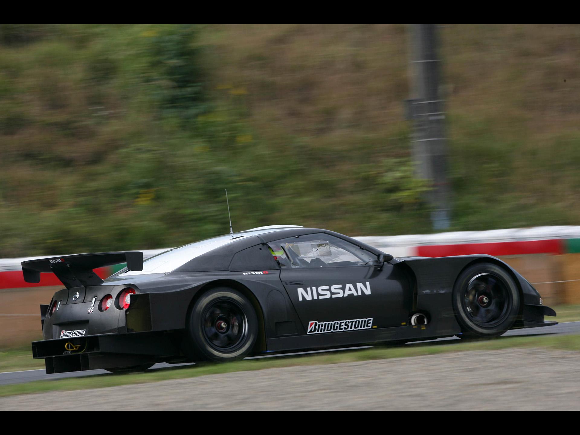 Nissan GT-R GT500 photo 50245