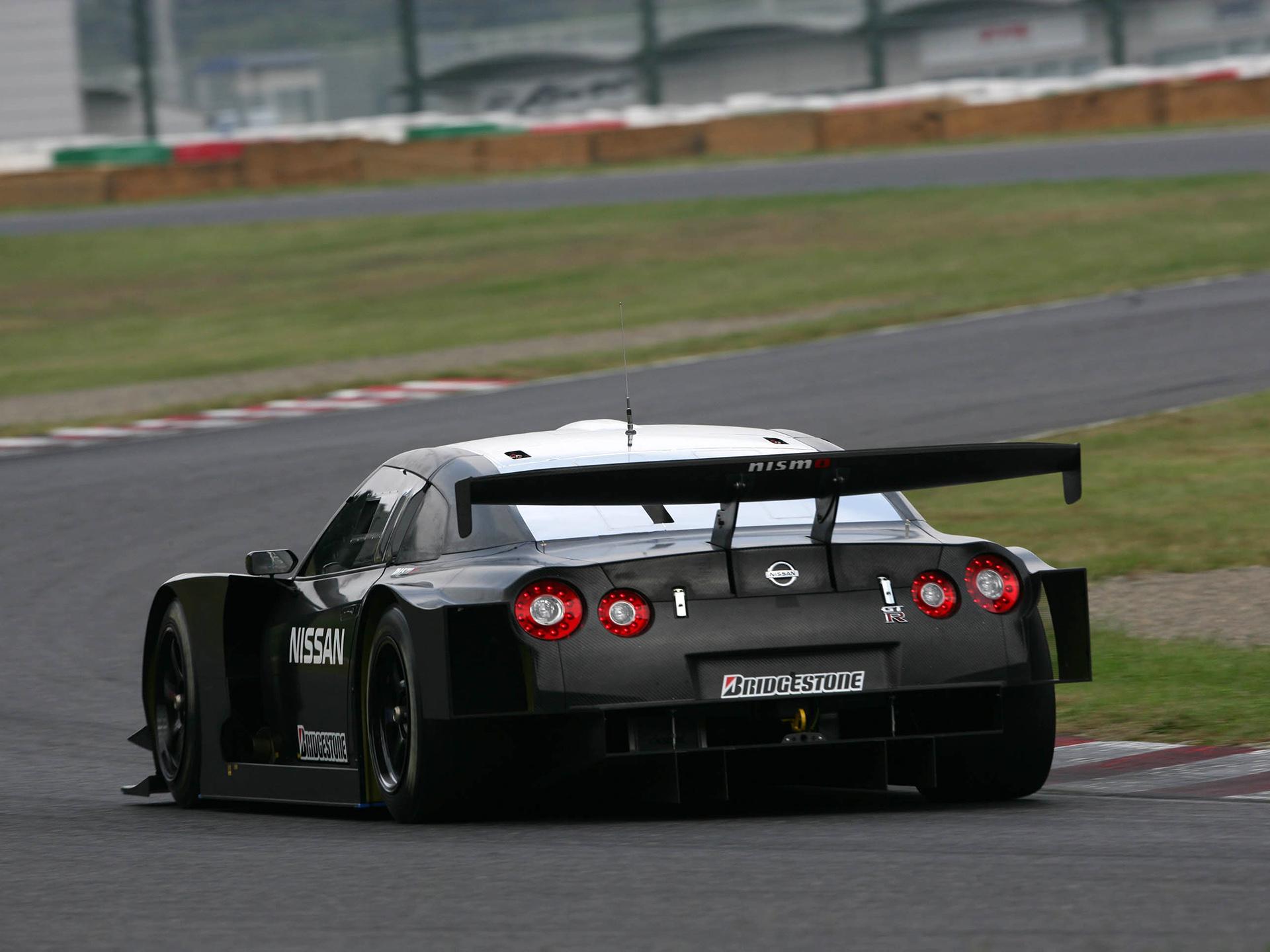 Nissan GT-R GT500 photo 50246