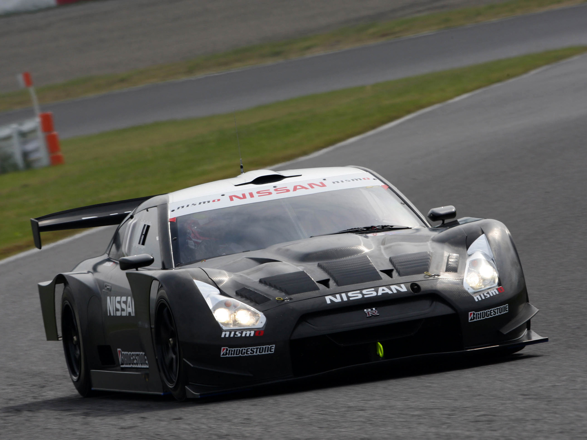 Nissan GT-R GT500 photo 50247