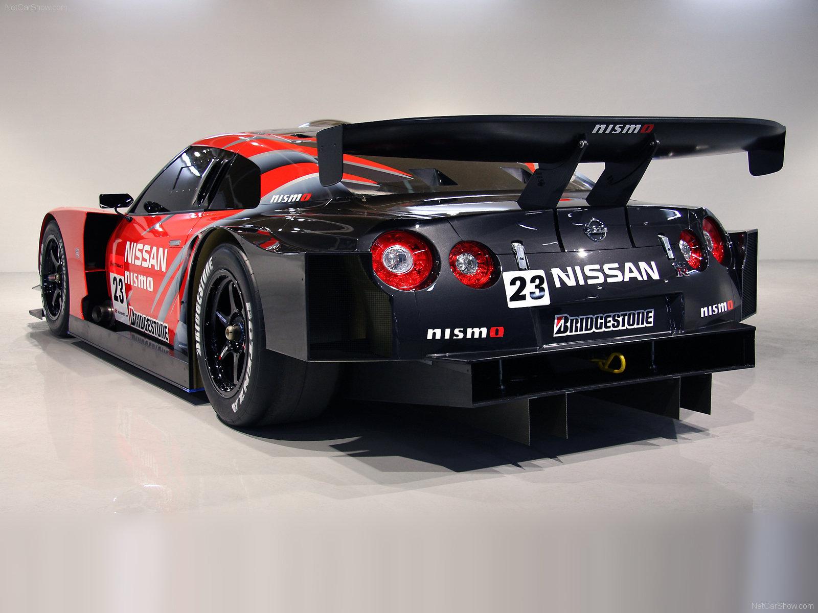 Nissan GT-R GT500 photo 50917