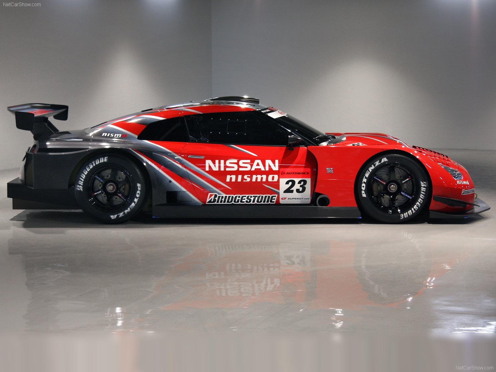 Nissan GT-R GT500 photo 50918