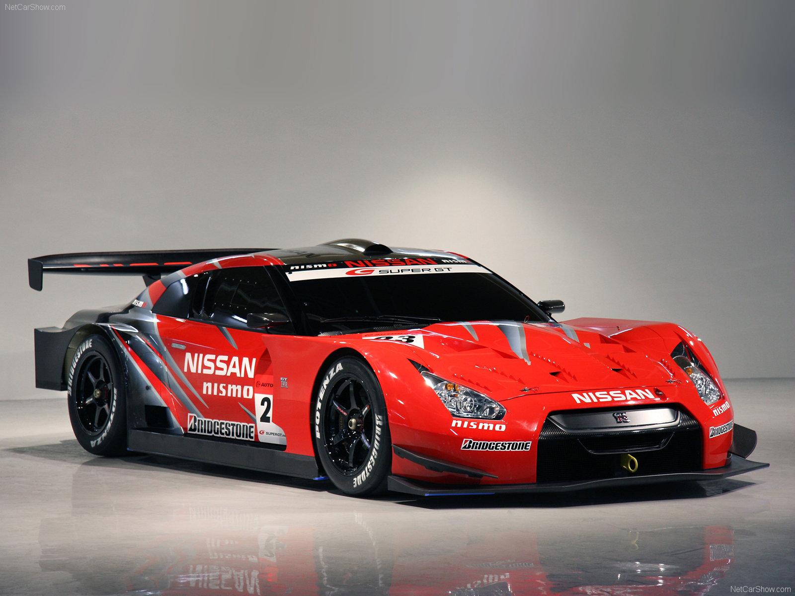 Nissan GT-R GT500 photo 50919