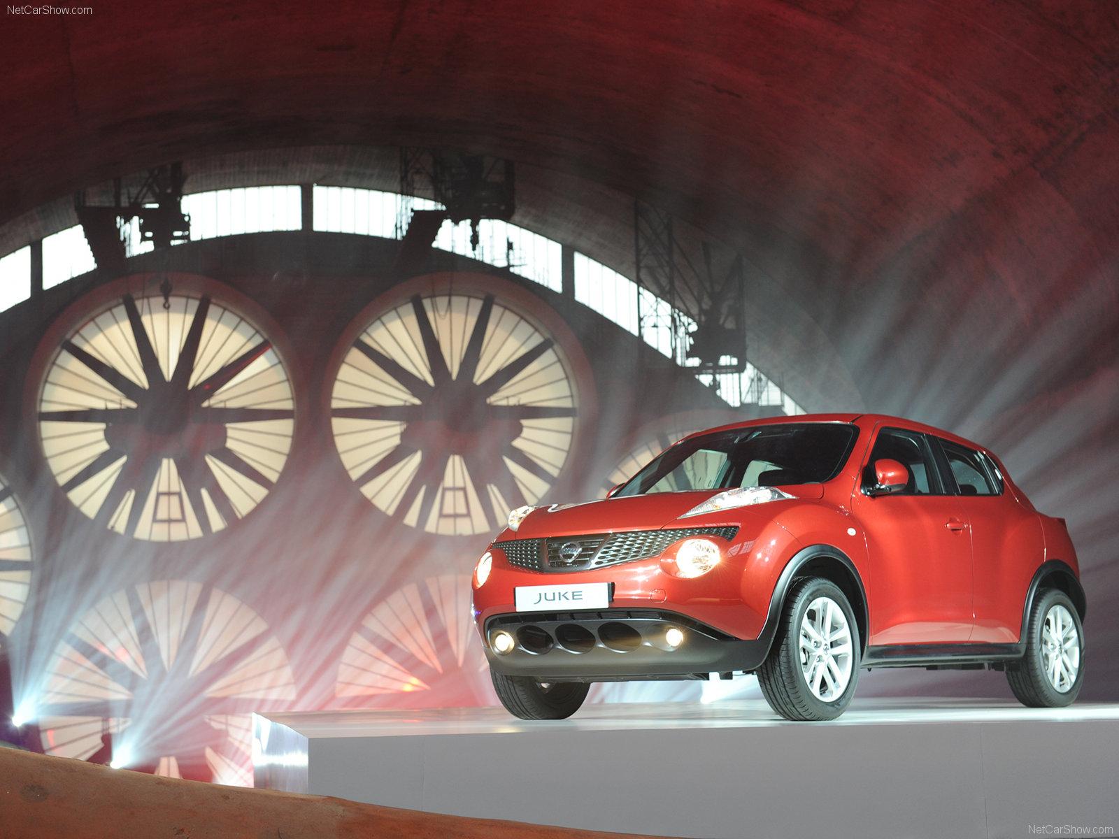 Фото Nissan Juke предоставлены. Фото внешнего дизайна молодежного