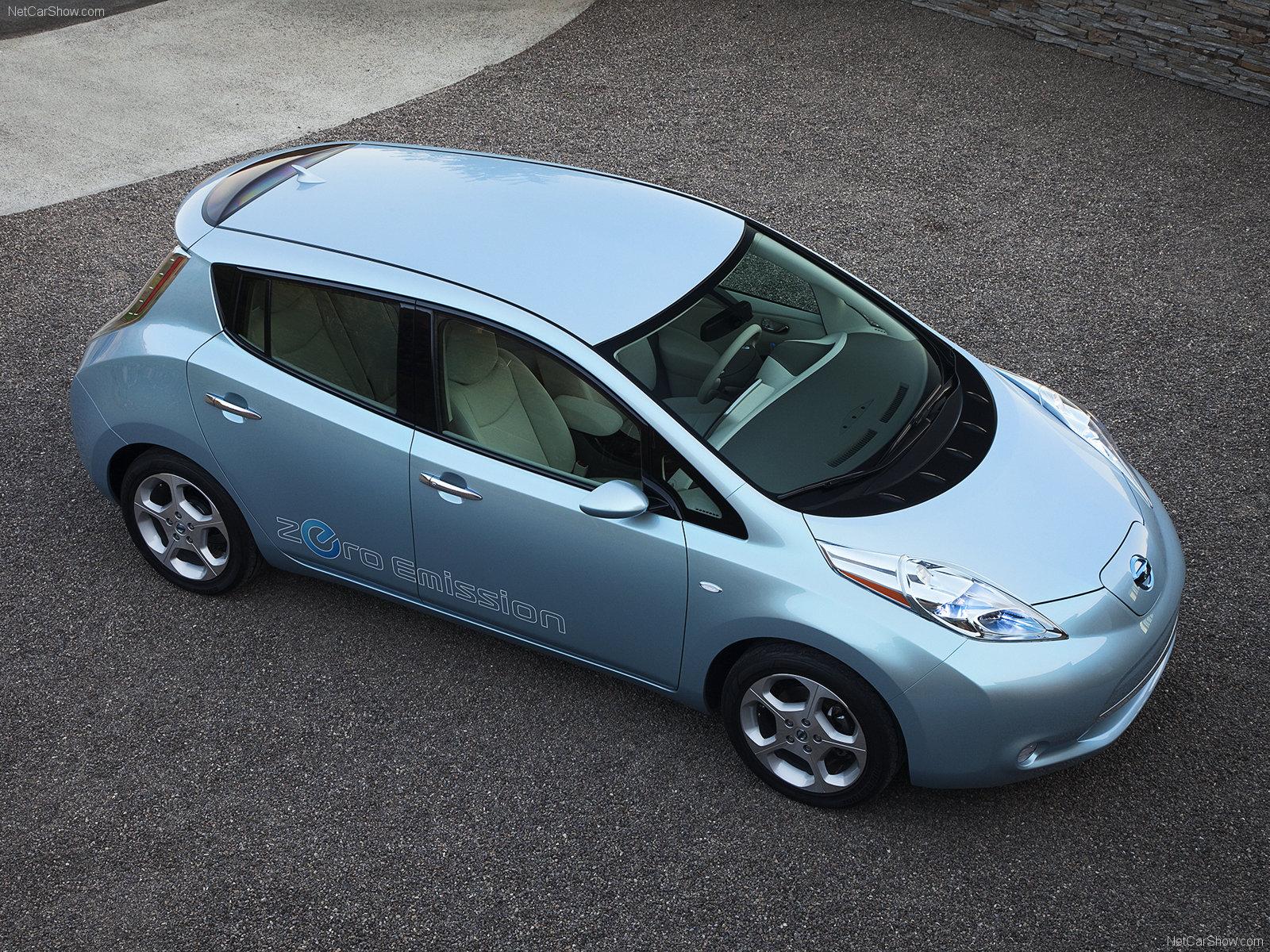 nissan электромобиль цена #10