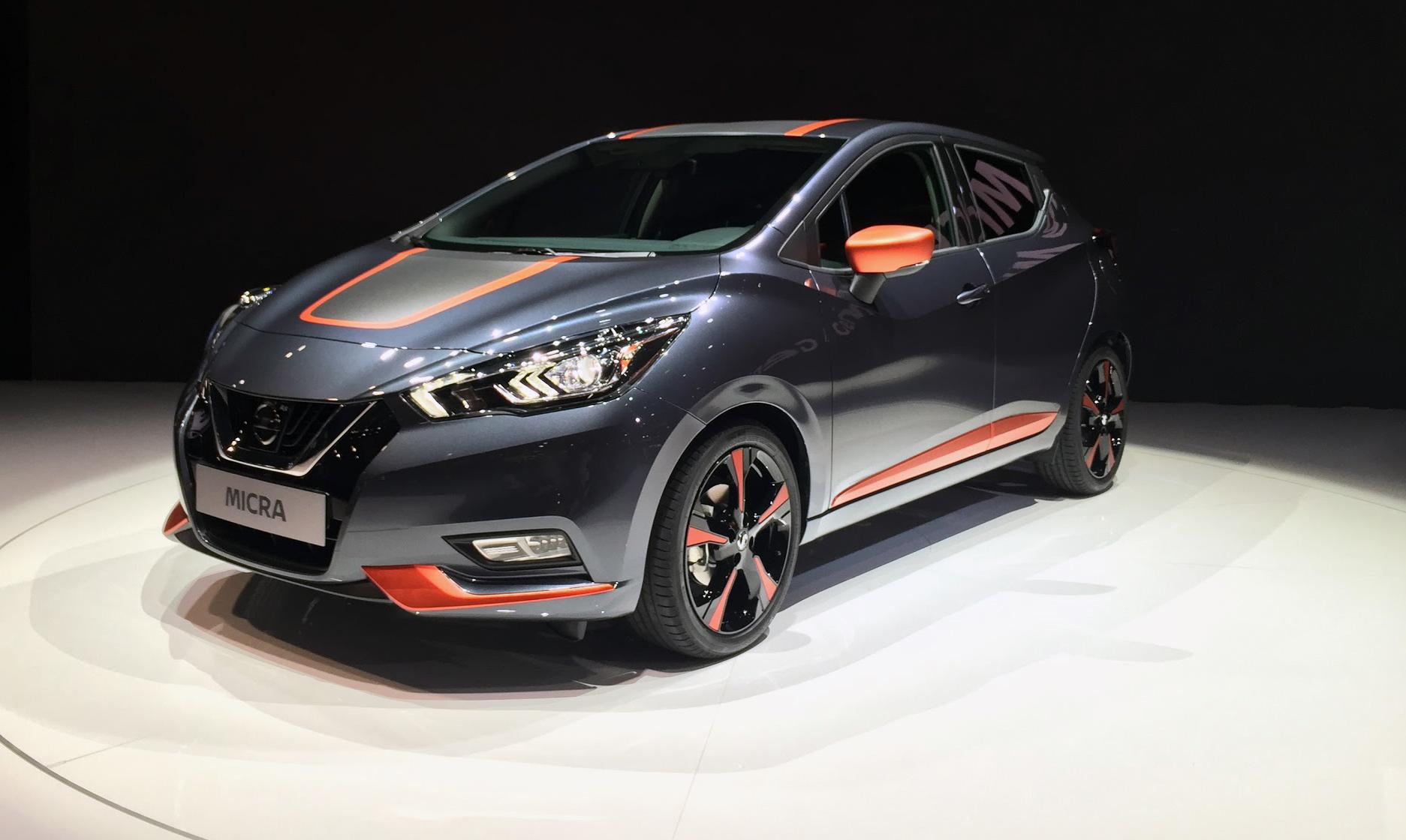 Nissan Micra photo 169944