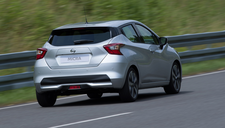 Nissan Micra photo 169952