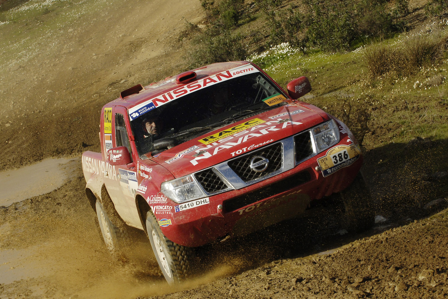 Nissan Navara Rally photo #60711
