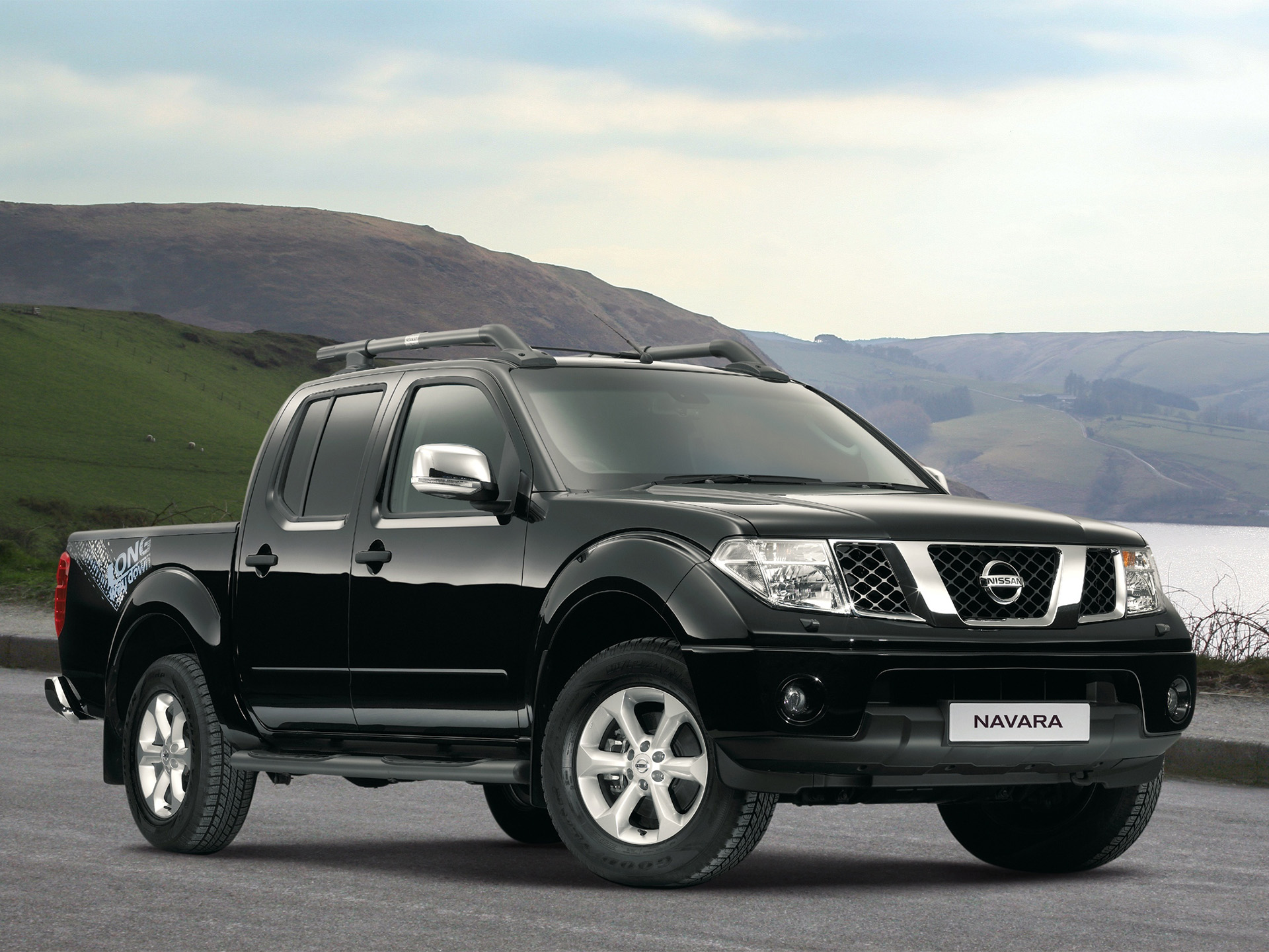 nissan navara v6 diesel autos post. Black Bedroom Furniture Sets. Home Design Ideas