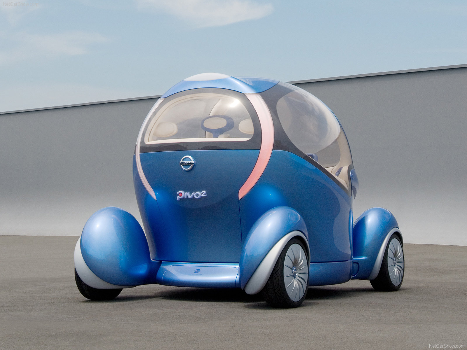 Nissan Pivo 3 Concept - Tokyo Auto Show - Autotrader