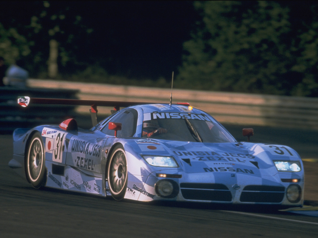 Nissan R390 GT1 photos - PhotoGallery with 7 pics ...