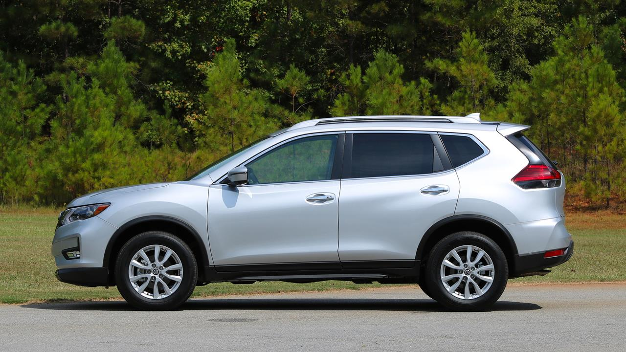 Nissan Rogue photo 169988