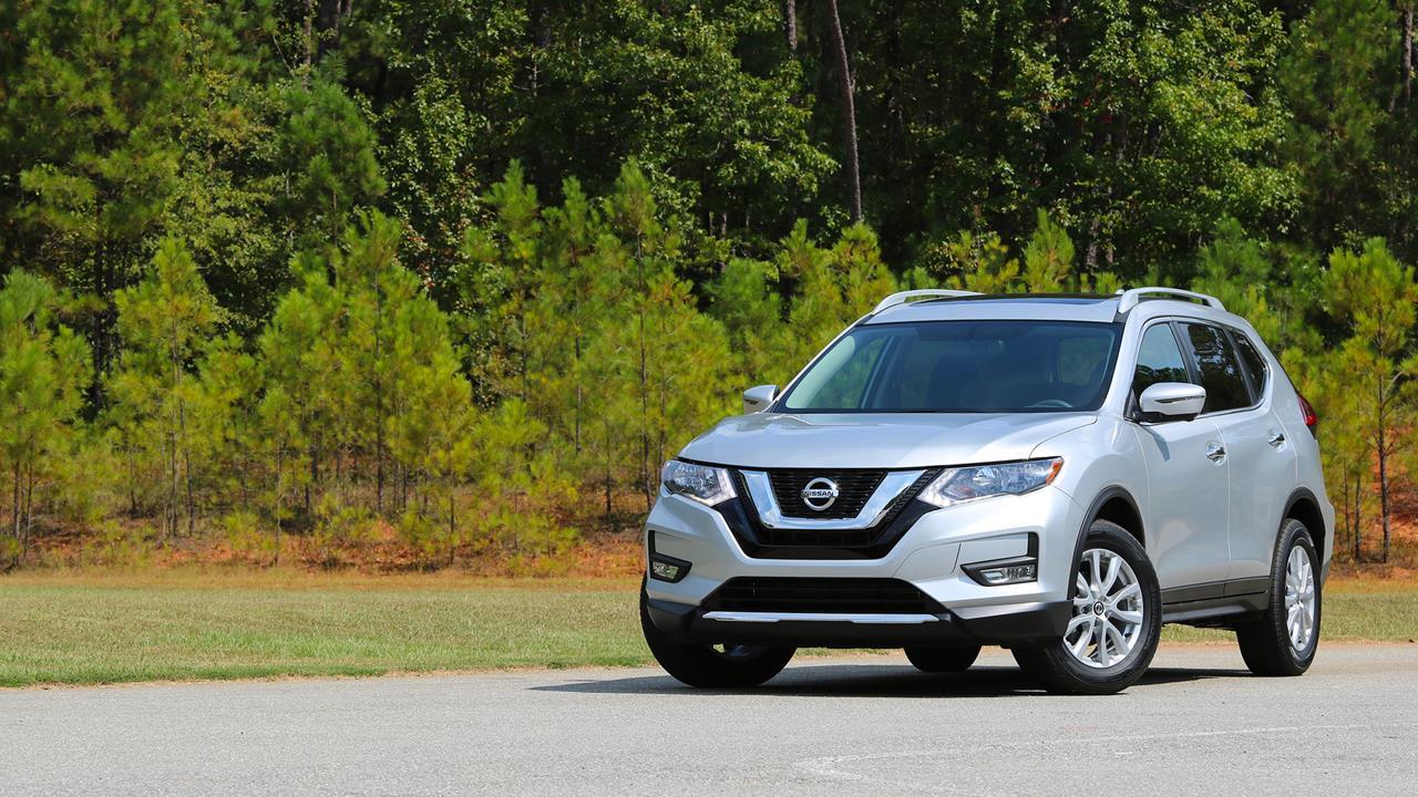 Nissan Rogue photo 169989