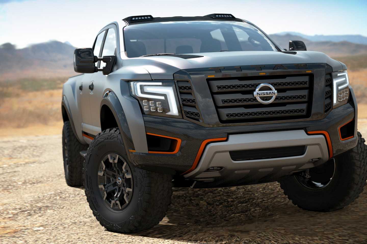Nissan Titan photo 159627