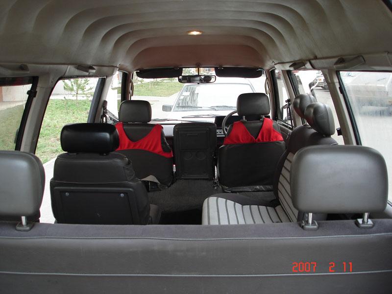 Nissan Vanette photo #