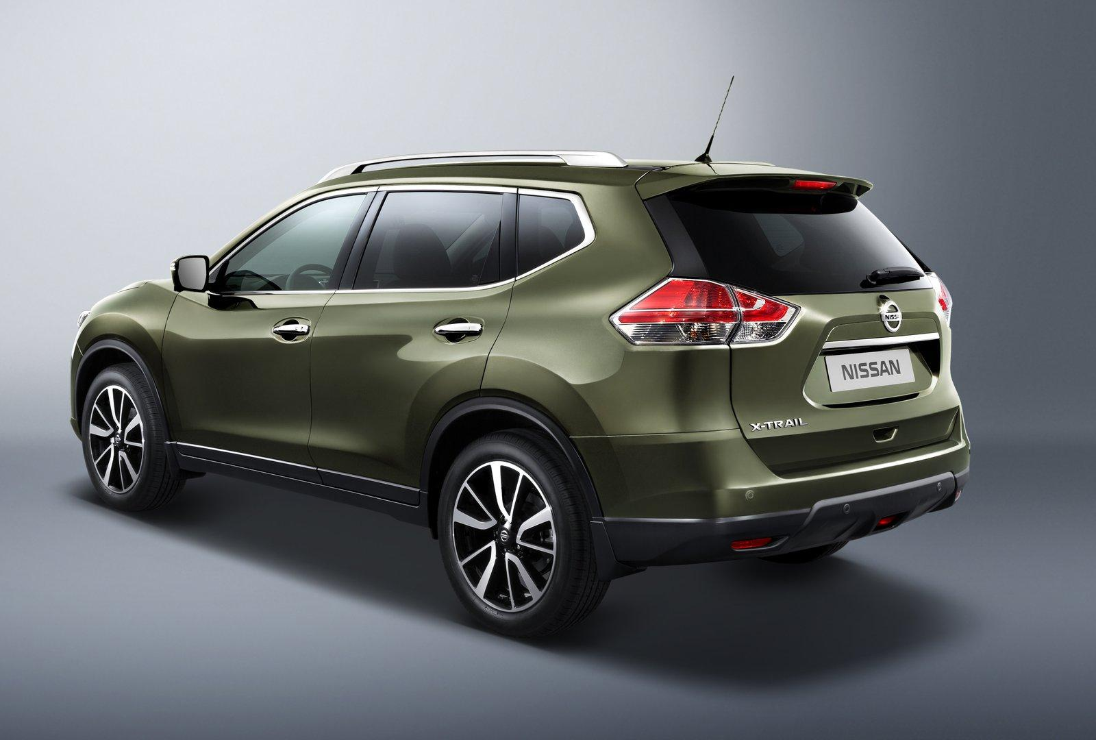 nissan x trail photos photogallery with 105 pics. Black Bedroom Furniture Sets. Home Design Ideas