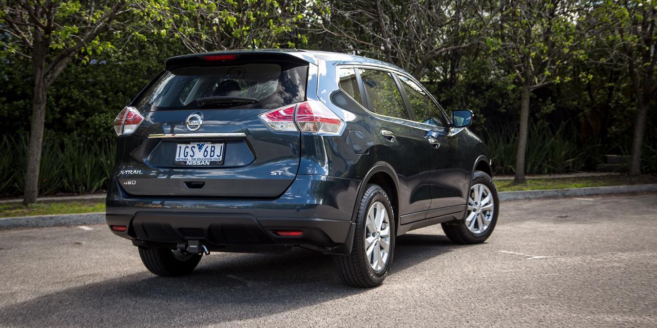 Nissan X-Trail photo 170216