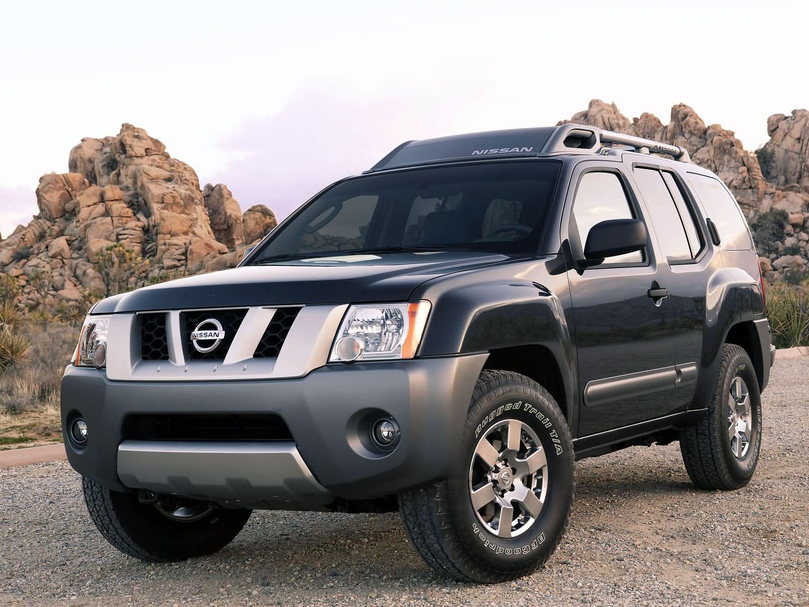 Nissan Xterra Black Wheels >> Nissan Xterra picture # 6584 | Nissan photo gallery | CarsBase.com