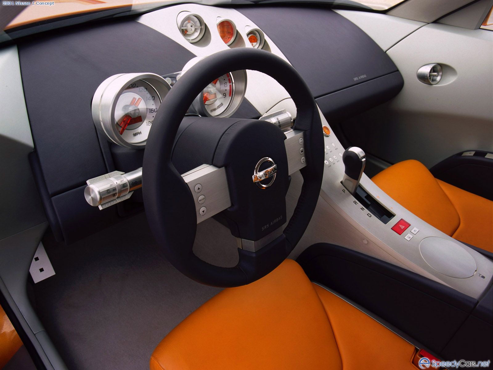 Nissan Z Concept Photos Photogallery With 16 Pics