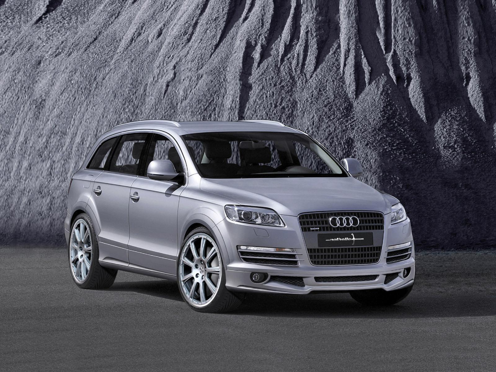 nothelle audi q7 photos photogallery with 4 pics. Black Bedroom Furniture Sets. Home Design Ideas