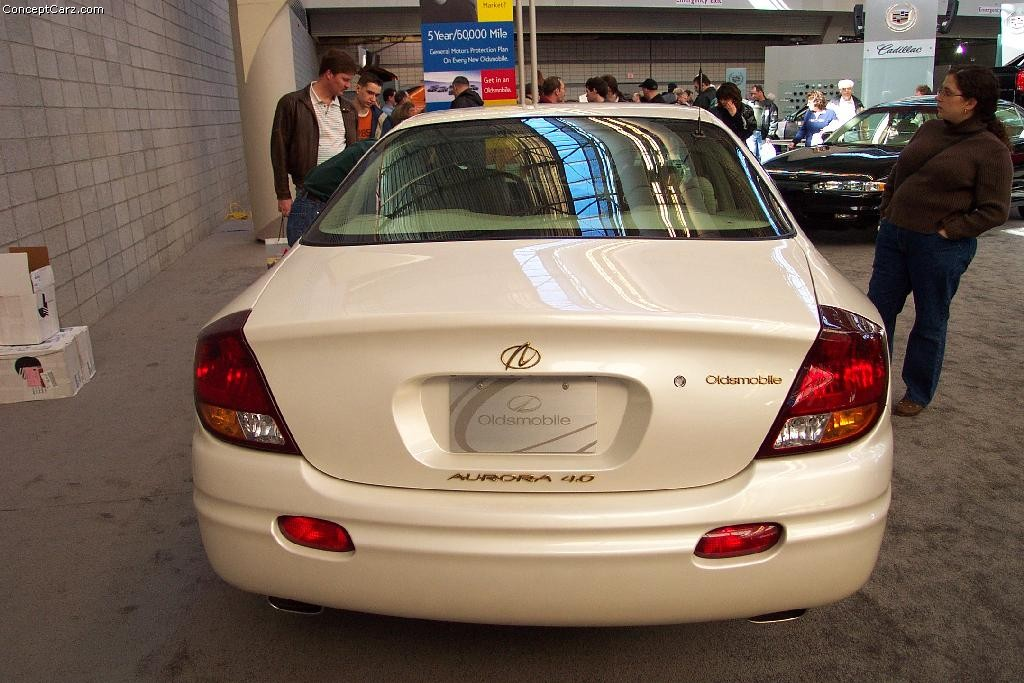 Oldsmobile Aurora photo #24134