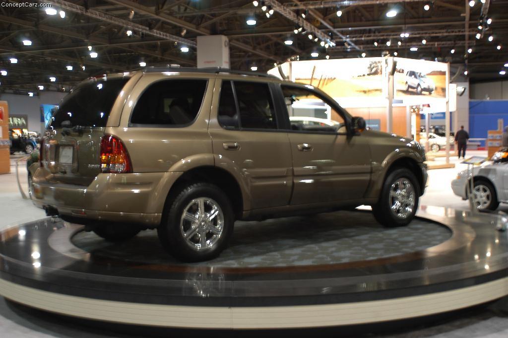 Oldsmobile Bravada Oldsmobile Bravada Photo
