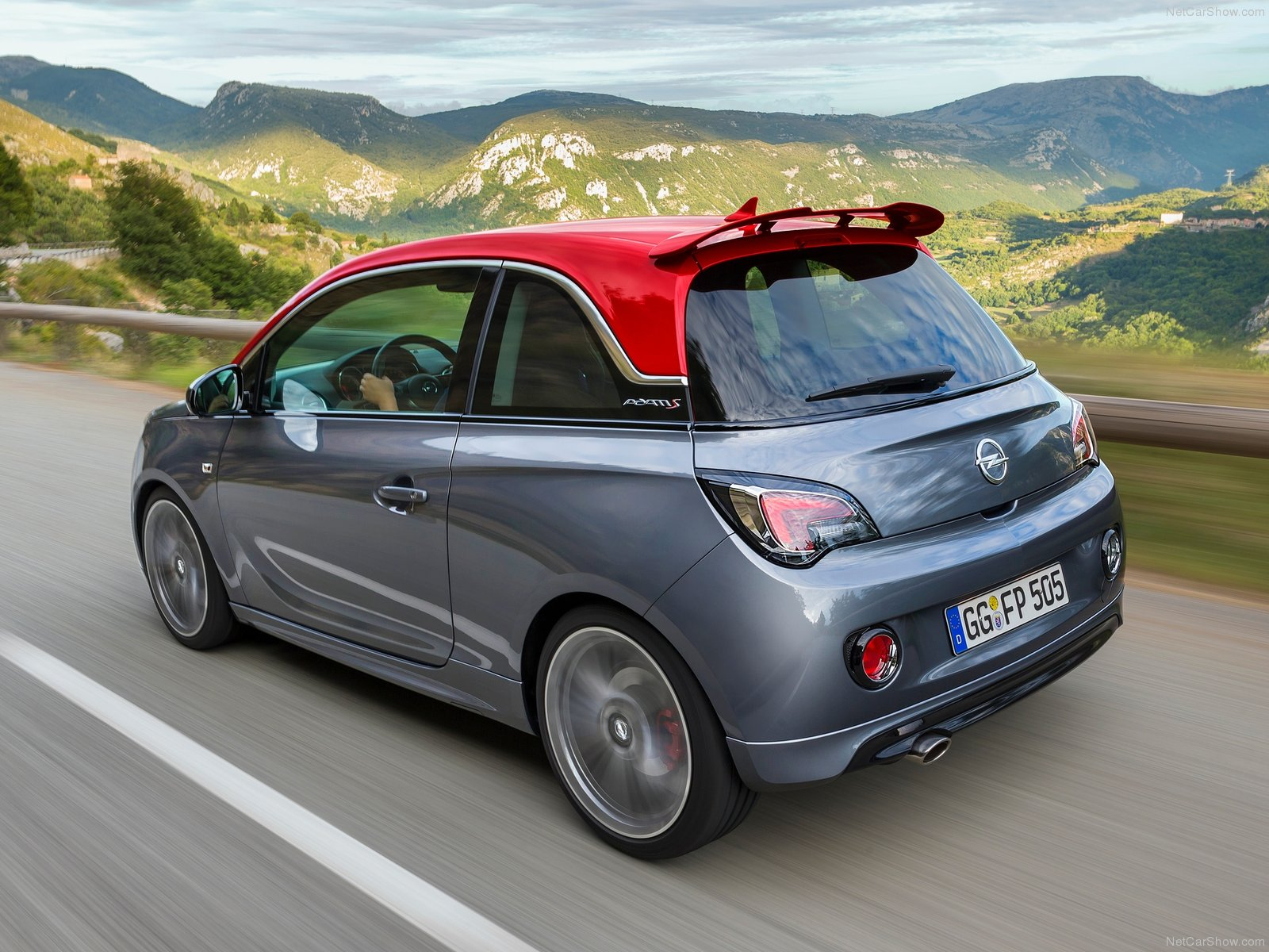 opel adam s picture 149929 opel photo gallery. Black Bedroom Furniture Sets. Home Design Ideas